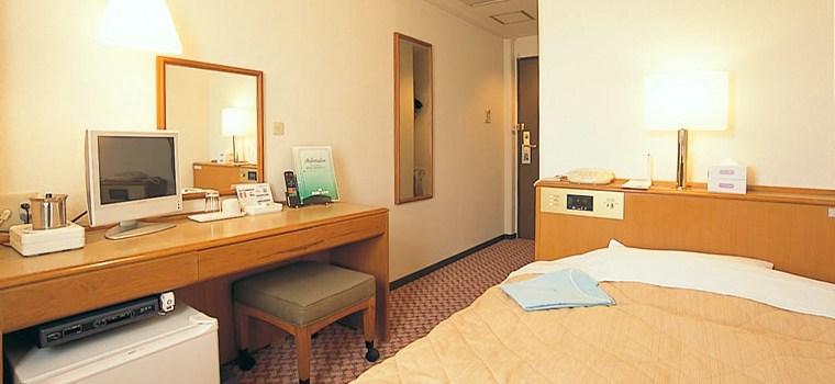 瑞江第一ホテルのシングルルーム