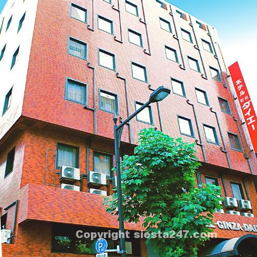 ホテル銀座ダイエーに週末泊まりました。