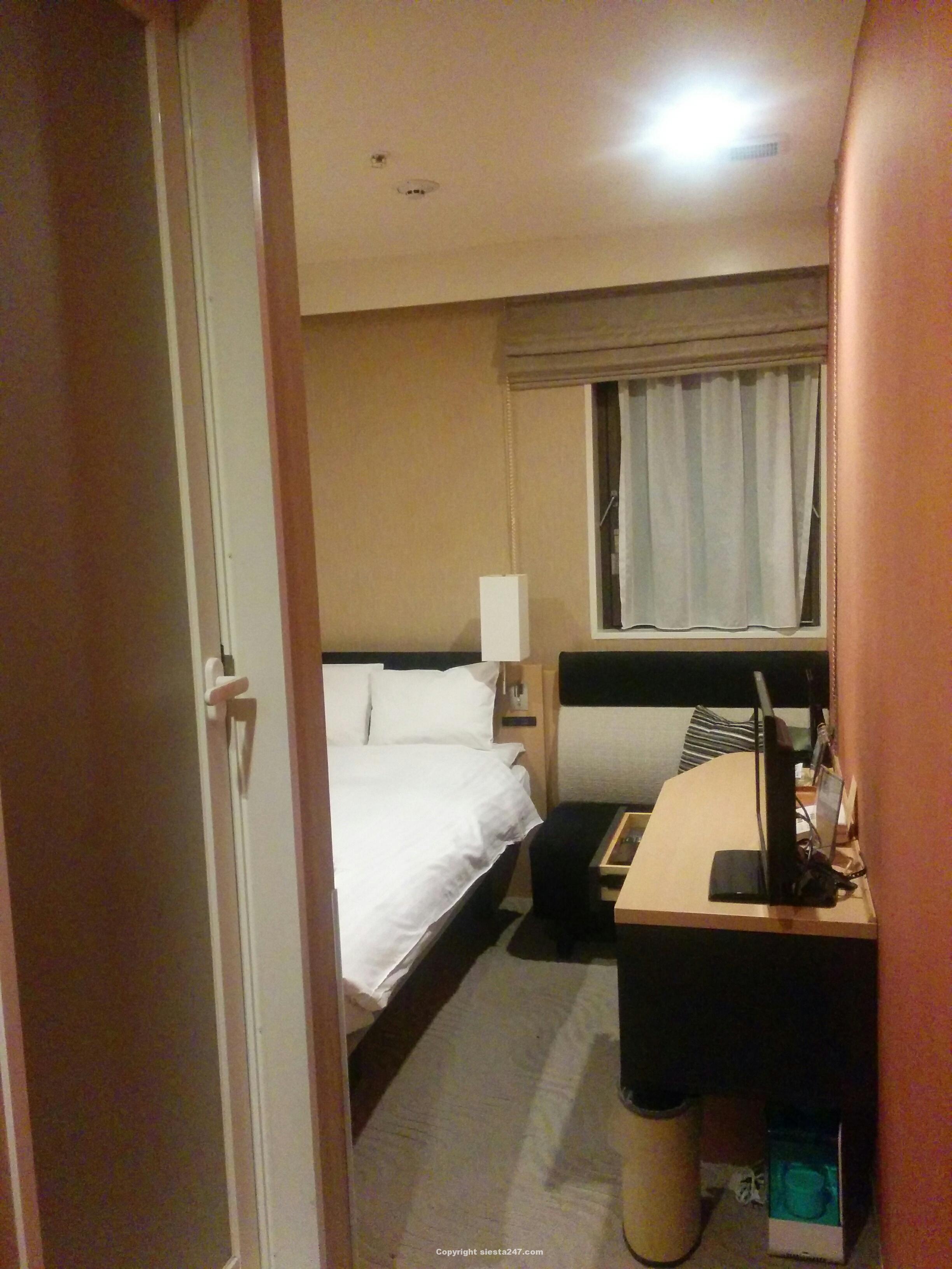 ホテル日本橋サイボードア内