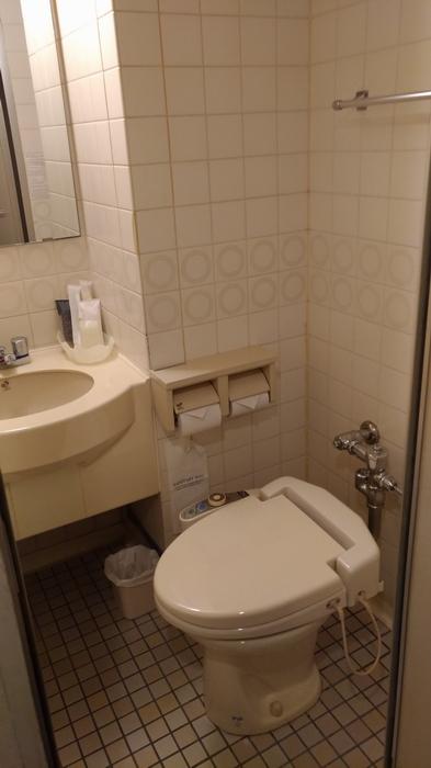 グランドセントラルホテルバスルーム