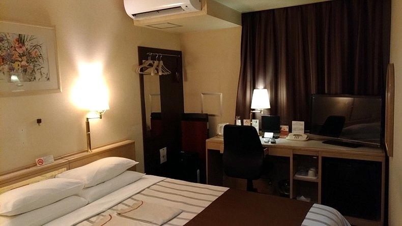 東京の安いホテル ホテル銀座ダイエー(3)