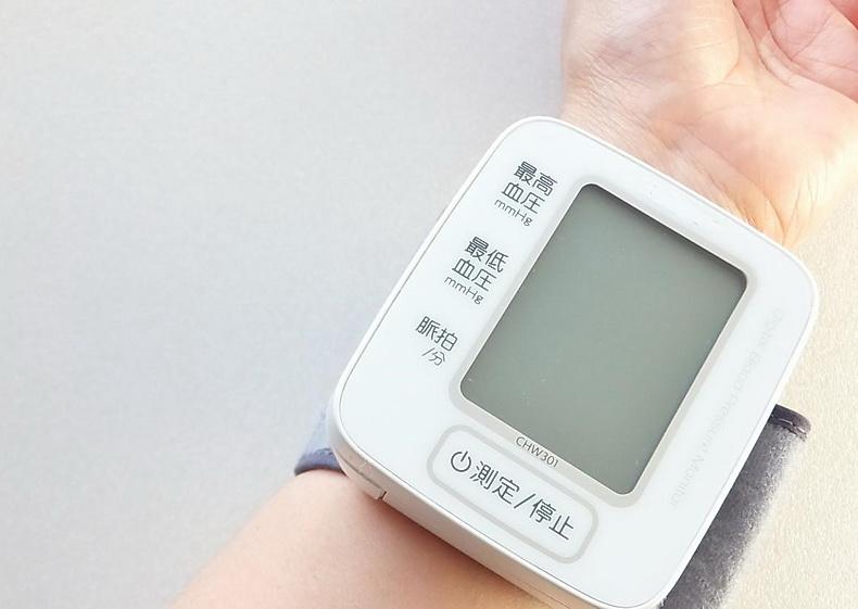 各年代別の血圧の正常値